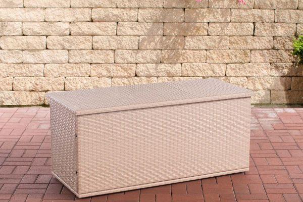 #KUBA6: Auflagenbox Comfy 150-sand