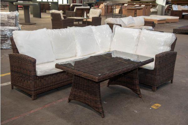 #HBM 2341: Sitzgruppe Bermeo mit Tisch Sierra 5mm