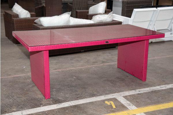 #HBM 2585: Tisch Avignon 200-pink