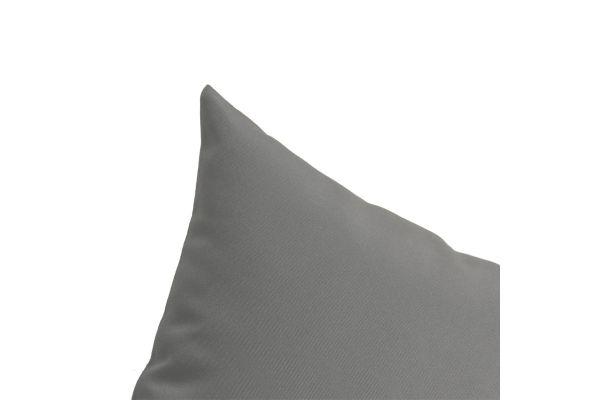 6er-Set Kissenbezüge Gartenbar Lenox eisengrau