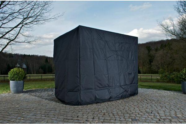 Abdeckhaube 180x150x180 schwarz