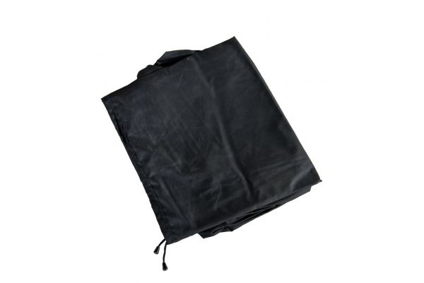 Abdeckhaube Breno 68x85x100 schwarz