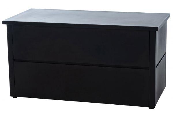Auflagenbox Abilene M schwarz