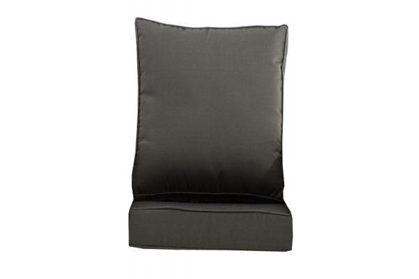 Kissenbezüge Sessel San Fernando anthrazit