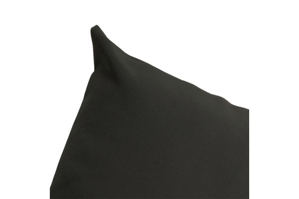 Set Kissenbezüge Bermeo / Minari 5mm anthrazit