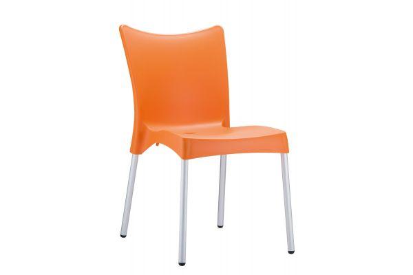 Stuhl Juliette orange
