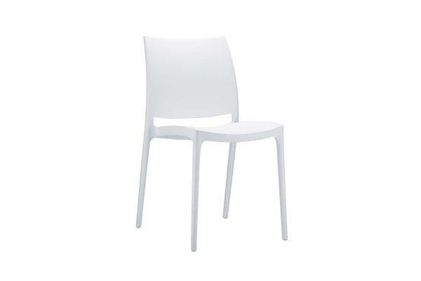 Stuhl MAYA weiß