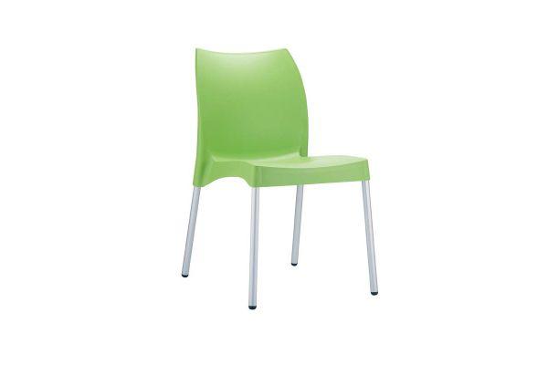 Stuhl VITA grün