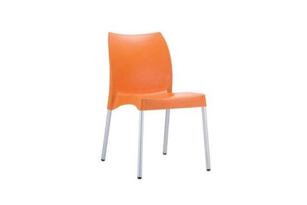 Stuhl VITA orange