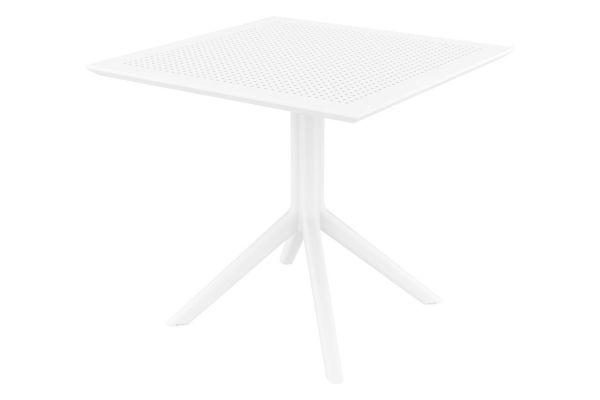Tisch Sky 80 cm weiß