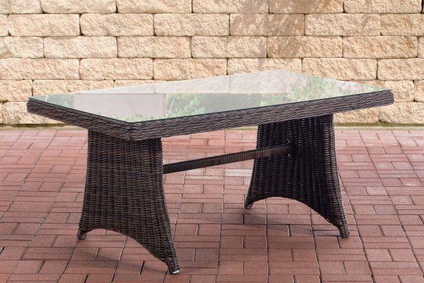Tisch Sorano 5mm 138 x 80 cm