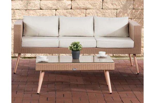 M# 3er Sofa Molde mit Tisch 45 cm