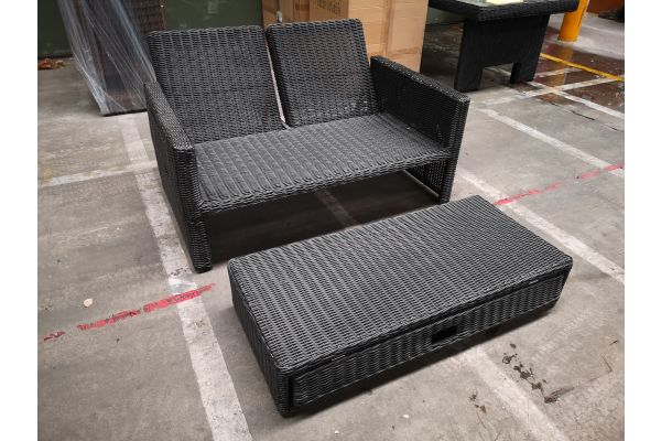 #G 1267: Sofa Ancona 5mm