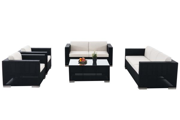 Garnitur Brac XL Lounge-Set aus Stoff