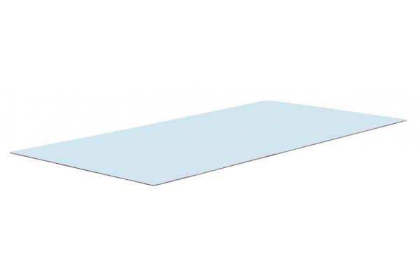 Glasplatte Gartentisch Sandnes XL 256x109 cm