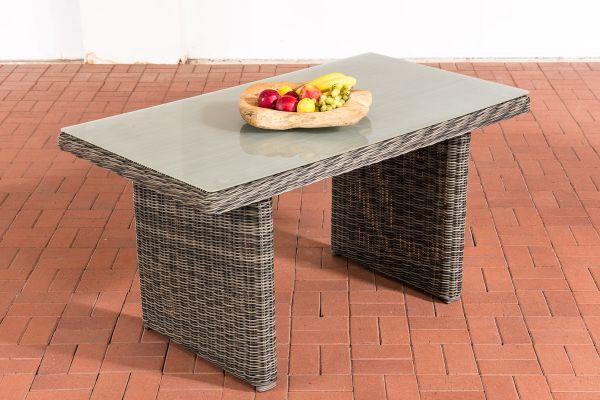 gartentische polyrattan rund quadratisch rechteckig. Black Bedroom Furniture Sets. Home Design Ideas