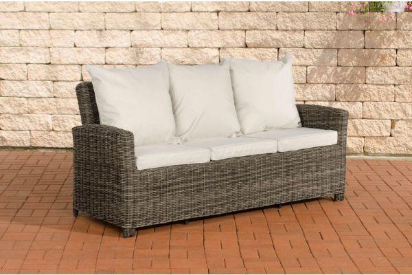typ 9 sessel sofa garnitur rundrattan clp. Black Bedroom Furniture Sets. Home Design Ideas